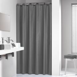 Sealskin Shower Curtain Madeira 180 cm Grey 238501314
