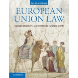 European Union Law Text and Materials by Giorgio Monti Gareth Davies Damian Chalmers (Paperback 2014)