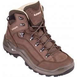 Lowa Renegade LL Mid Walking boots size 7 5 Regular brown