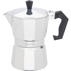 KitchenCraft LeXpress Italian Style Espresso Maker 3 Cup Pack of 12