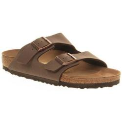 Birkenstock Arizona Two Strap Sandals MOCCA