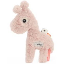 Done by Deer Cuddle Cute Soft Toy Pink