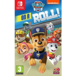 Nintendo Switch Paw Patrol On A Roll Nintendo Switch