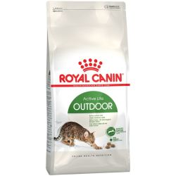 Royal Canin Outdoor Dry Adult Cat Food 10kg x 2