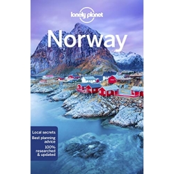 Lonely Planet Norway Paperback softback 2018