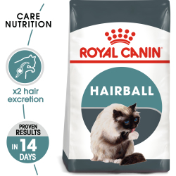 Royal Canin Hairball Care Dry Adult Cat Food 4kg