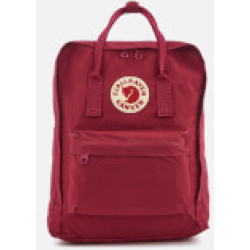 Fjällräven Kanken Backpack plum