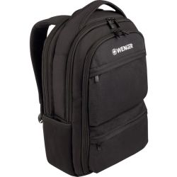 Wenger Laptop backpack Fuse Suitable for up to 39 6 cm (15 6) Black