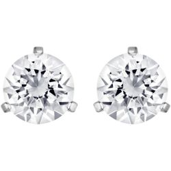 SWAROVSKI Crystal Solitaire Stud Earrings