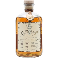 Zuidam 1 Year Old Rogge (Rye) Genever