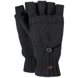 Barts Haakon Bumgloves Gloves size M L black