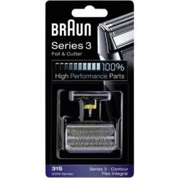 Braun 31S Foil and cutter Silver 1 Set