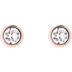 Ladies Ted Baker PVD rose plating Sinaa Crystal Stud Earring TBJ1084 24 02