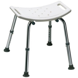 Thuasne Shower Stool with Handles