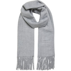 OBJECT COLLECTORS ITEM Wool Scarf Women Grey