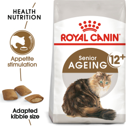 Royal Canin Ageing 12 Dry Adult Senior Cat Food 2kg
