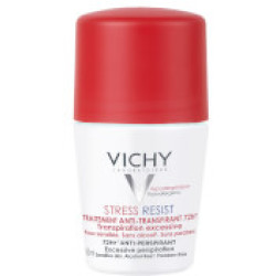 Vichy 72 Hour Stress Resist Anti Perspirant Deodorant 50ml