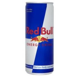 Red Bull 250ml Cans Pack of 24