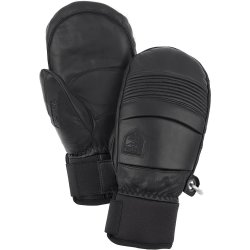 Hestra Leather Fall Line Mittens black