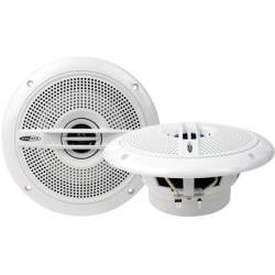 Caliber Audio Technology CSM5 blanc 2 way coaxial flush mount speaker kit 100 W Content 1 Pair
