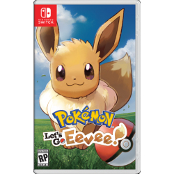 Pokemon Let 039 s Go Eevee Nintendo Switch Game