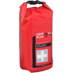 Care Plus First Aid Kit Waterproof First aid kit red