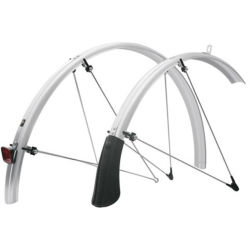 SKS Bluemels Reflective Mudguards Silver 700c x 45mm Silver
