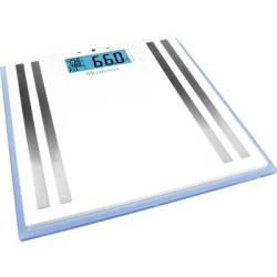 Medisana ISA Smart bathroom scales Weight range 180 kg White