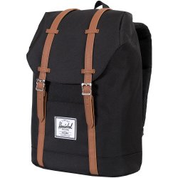 Herschel RETREAT women's Backpack in Black