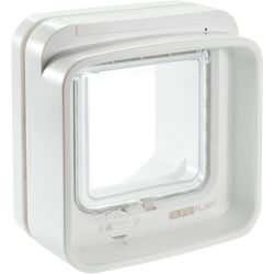 SureFlap Mikrochip DualScan Pet door flap White 1 pc(s)
