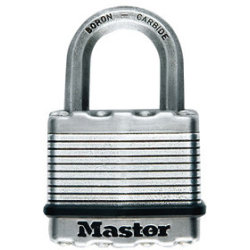 Master Lock Excell™ Laminated Steel 64mm Padlock 5 Pin 38mm Shackle