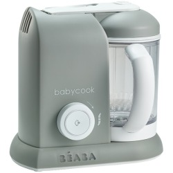 Beaba BabyCook Solo 4 in 1 Food Processor Grey