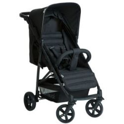 Hauck Rapid 4 Pushchair Caviar Black