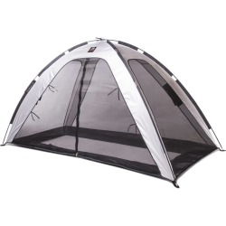 DERYAN Mosquito Bed Tent 200x90x110 cm Silver