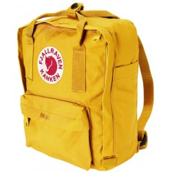 Fjallraven Women's Kanken Mini Backpack Warm Yellow