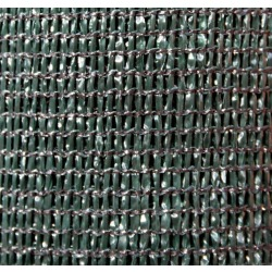 Shade netting darkgreen 2x10mtrs