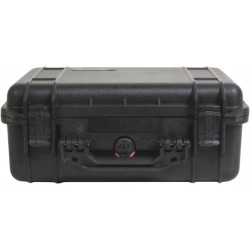 PELI Outdoor case 1450 15 l (W x H x D) 409 x 154 x 260 mm Black 1450 000 110E