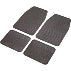 74514 Car floor mat (universal) Universal Rubber Black