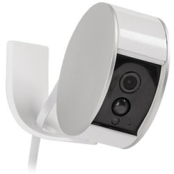 Wall mount plate for Somfy security camera