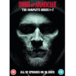Sons Of Anarchy Complete Seasons 1 7