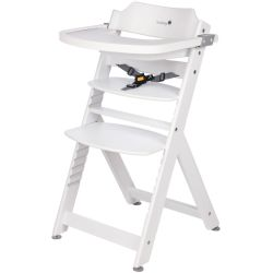 Safety 1st High Chair Timba White Wood 27624310