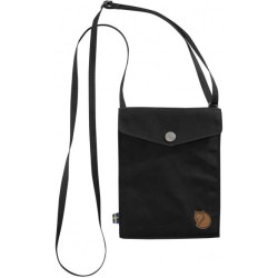 Fjällräven Pocket Shoulder bag size One Size black