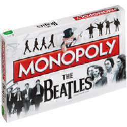 Monopoly Board Game The Beatles Edition