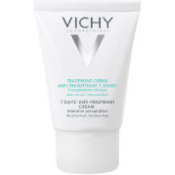 Vichy 7 Days Anti Perspirant Cream Treatment Deodorant 30ml