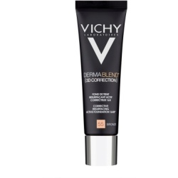Vichy Dermablend 3D Correction Foundation 30ml Bronze 55