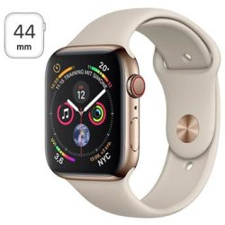 Apple Watch Series 4 LTE MTX42FD A Stainless Steel Sport Band 44mm 16GB Gold