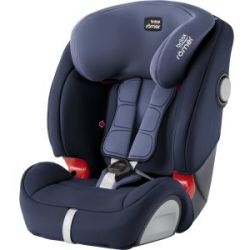 Britax Romer EVOLVA 123 SL SICT Group 1 2 3 Car Seat Blue