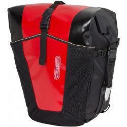 Ortlieb Back Roller Pro Classic Pannier size 35 4 l black red