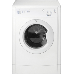INDESIT IDV75 C Rated Vented Tumble Dryer with 7kg Load