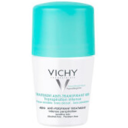 Vichy Deodorant 48Hour Intensive Anti Perspirant Roll On 50ml